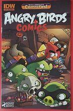 Angry Birds Comics (2014) #1 - Halloween ComicFest - Comic Book - IDW Comics
