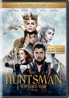 The Huntsman: Winter's War [New DVD] Extended Edition, Slipsleeve Packaging, S
