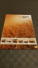 Wielton Agro Produktprogamm Kipper, Ballentransportwagen, DSolly Wagen Prospekt