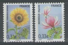 """FRANCE: Préoblitérés n°257/258 **, """"flore, fleurs"""""""