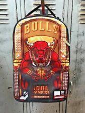 Unisex Sprayground NBA Lab Bulls Throne Backpack