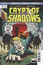CRYPT OF SHADOWS 1 JOHN TYLER CHRISTOPHER VARIANT NM SOLD OUT EVERYWHERE