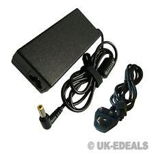 Chargeur de batterie pour Packard Bell EasyNote r1004 r1935 + cordon d'alimentation de plomb