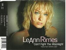 A7 cd single LE ANN RIMES CAN'T FIGHT THE MOONLIGHT ( theme from Coyote ugly )