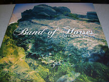 Band Of Horses - Mirage Rock - LP Vinyl // New & Sealed & Gatefold