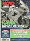 Occaz' : MOTO JOURNAL - 1484 - 06 septembre 2001