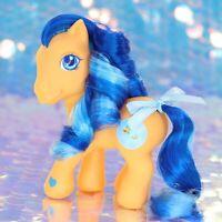 My Little Pony WISHAWHIRL Orange Blue Rainbow Pinwheel G3 MLP BC706
