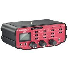 walimex pro Audioadapter 107,  zur Verbindung von Audio-Geräten mit Ihrer Kamera