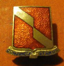 WW2 US ARMY 27th ARTILLERY 9th DIVISION DI CREST