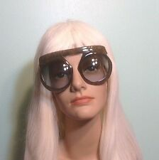Vintage Rare Christian Dior 2030-80 Collector Lady Gaga Sunglasses Made Germany