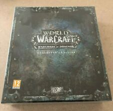 World of Warcraft Warlords of Draenor Collector's Edition (Sealed)