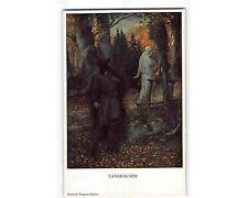 ST1555: WAGNER'S OPERA TANNHAUSER (Circa 1910 postcard)