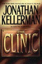 Jonathan Kellerman / Clinic FICTION Hardcover 1997 First Edition