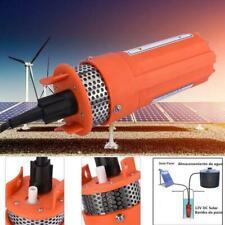 Solar Tauchpumpe Solarbetriene Wasserpumpe Tiefbrunnenpumpe Solarpumpe 12V  DHL
