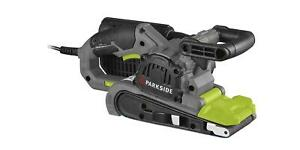 PARKSIDE® Bandschleifer »Dragster PBSD 600 A1« Schleifmaschine grau *B-Ware