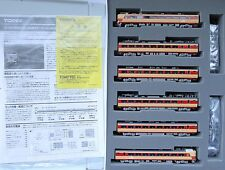 Tomix N Scale 98961 JR 485 Type Electric Express Sendai Cars A1 A2 Organization