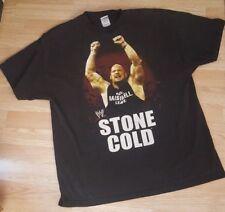 Vintage Stone Cold Steve Austin Wrestling T-Shirt 2XL