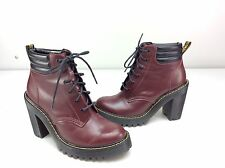New Without box Dr. Martens Persephone Shiraz Buttero Boots Booties Size 8