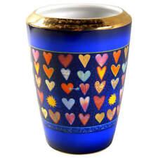Goebel Artis Orbis - Maria Love Hearts-Vase Blue - Boxed 2305074