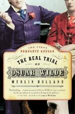 Real Trial of Oscar Wilde by Merlin Holland (2004, Paperback)