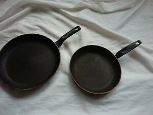 2 Tefal Frying Pans 31cm and 27cm Used