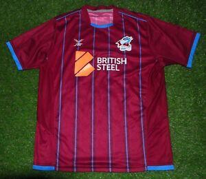 FBT Scunthorpe United 2017/2018 home shirt (Size XL)