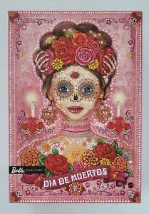 BARBIE  Signature Dia De Los Muertos 2020 Doll - New!