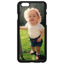 PERSONALISED RUBBER/SILICONE/GEL PHOTO PHONE CASE FOR IPHONE 6/6s, 7 PLUS