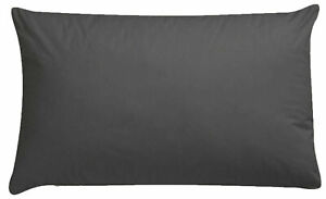 Brand New Egyptian Cotton 200 Thread Baby Cot Bed Pillow Case Pair 60CM x 40CM