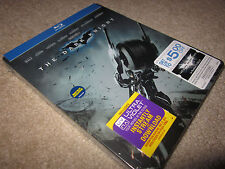 "Best Buy-exclusive ""The Dark Knight"" with SteelBook (Blu-ray) batman new SEALED"