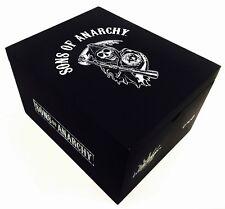Sons of Anarchy Black Crown Cigar Box