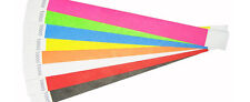 500 TYVEK WRISTBANDS EVENT CLUB BAR PARTY WEDDING BANDS SECURITY BANDS