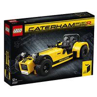 LEGO Ideas 21307 Caterham Seven 620R CUSOO 773 Teile NEU & OVP