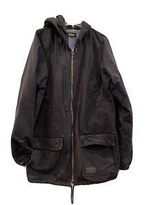 Altamont Black Captain Jacket Size L Large Artistic And Stylish Military Jacket