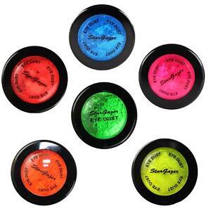 Stargazer Neon Eye Dust UV Reactive Loose Eyeshadow Vegan Paraben Free
