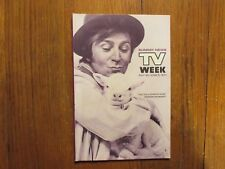 May-1971 Lancaster Pa TV Maga(DES  O'CONNOR/VALERIE HARPER/MARY TYLER MOORE SHOW