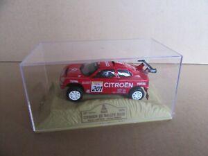 133I NOREV Citroën Zx Rally Raid #201 Paris Dakar 1996 1:43