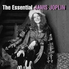 "JANIS JOPLIN ""THE ESSENTIAL - BEST OF"" 2 CD NEU"