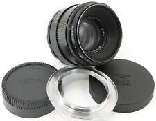 ⭐INFINITY Adapted⭐ HELIOS 44-2 58mm f/2 Lens Nikon F Mount Camera D7500 D610 Df