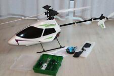 Multiplex Funcopter V2 mit 2 Motoren und riesen Ersatzteil-Paket