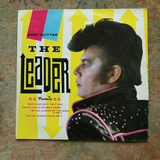 Gary Glitter LP The Leader, Epic label