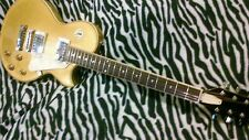 L.P. JAY TURSER GOLD TOP ELECTRIC GUITAR (OLDER VINTAGE MODEL)