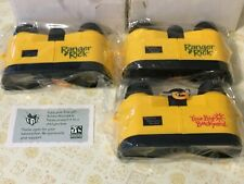 Lot of 3 Unused Child's Ranger Rick 4 X 30 Sports Glasses For the Whole Family!