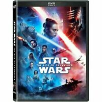Star Wars The Rise of Skywalker (DVD, 2020) BRAND NEW & SEALED