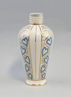 99840558 Porzellan Art déco Vase Teichert/Eichwald Böhmen