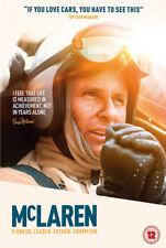 MCLAREN -  PIONEER, LEADER, FATHER, CHAMPION - LATEST RELEASE - F1 DVD