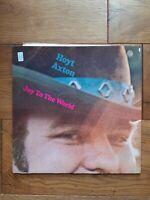 Hoyt Axton – Joy To The World Capitol Records – EA-ST 788 Vinyl, LP, Album