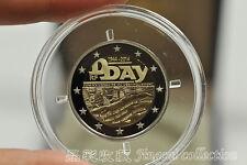 France 2 Euro Proof Coin 2014 70th anniversary of the D-DAY Monnaie de Paris COA
