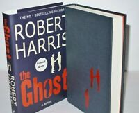 * Signed *  Robert Harris The Ghost 1st Edition in D/J 2007