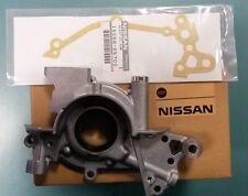 GENUINE OIL PUMP&GASKET SET NISSAN SILVIA,200SX S13 1.8 TURBO CA18DET 1501035F01